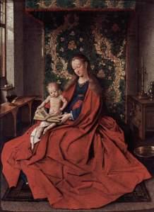 Jan van Eyck, from wikimedia commons