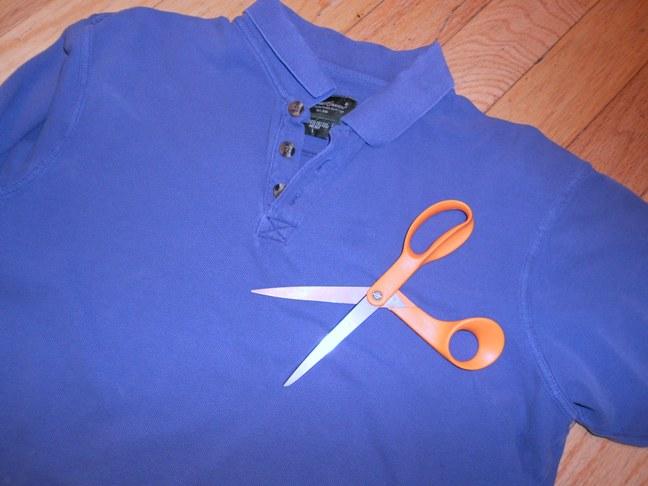 The Blue Shirt