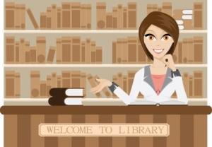 Girl Librarian