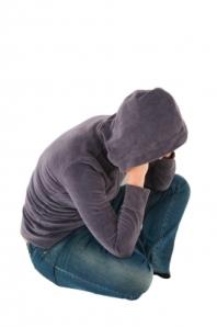 Hooded Person by Ambro; freedigitalphotos.net